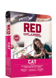 CatRedFlannel
